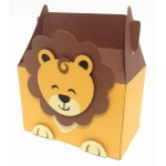cute lion box