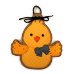 chick easter ornament