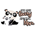 mommy and me menagerie - panda