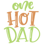 one hot dad