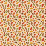 autumn leaves paper