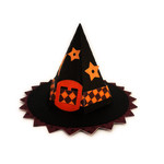 witch hat 3d mini