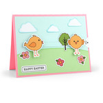 slider card chicks
