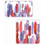 watercolor garden tags set