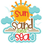 sun sand and sea title