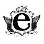 winged e monogram