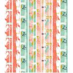 abstract washi strip planner stickers
