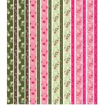 berrie & leaves washi tape planner stickers