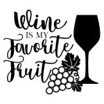 wine my favorite fruit