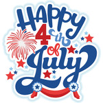 happy 4th of july phrase