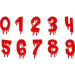 blood numbers