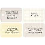 great joy funny note cards