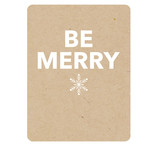 be merry journal card