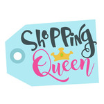 shopping queen tag