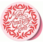 card most amazing mom circle