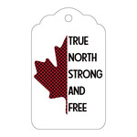 true north tag - Canada